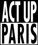 Act Up-Paris Logo