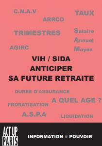 Couverture brochure retraite éditée en 2016