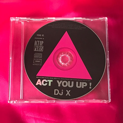 CD Act You Up!