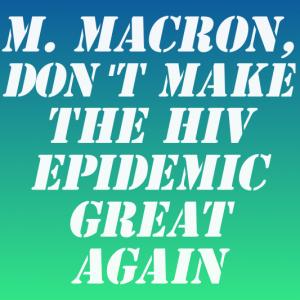 Macron n'est pas venu à l'IAS 2017 (Paris)