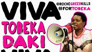 Tobeka Daki est morte du cancer faute de traitement ROCHE