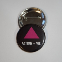 Badge ACTION = VIE