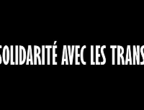 Trans incarcérées, révélatrices de la catastrophe sanitaire de l'univers carcéral français