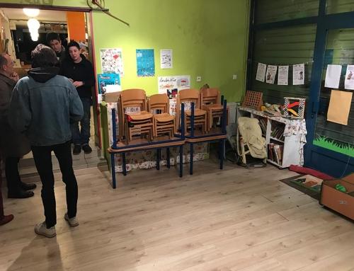 L'autre salle… pour le travail en petit groupe