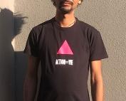 T-shirt ACTION = VIE