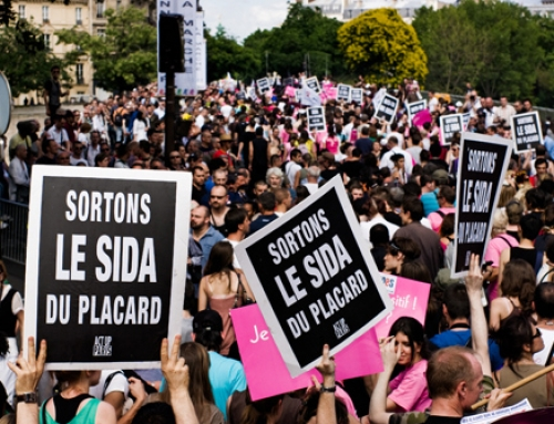 [COMMUNIQUÉ] MARCHE DES FIERTÉS 2018 : LE FRIC DEVANT, LE SIDA DERRIÈRE !