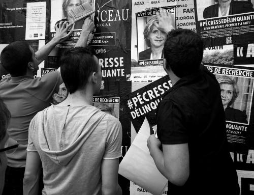 [COMMUNIQUÉ] Quand Mme Pécresse veut instrumentaliser le prétoire pour faire taire Act Up-Paris